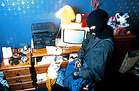 Crime Burglary