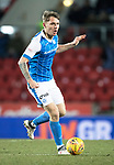 St Johnstone v Rangers…27.02.18…  McDiarmid Park    SPFL<br />Jason Kerr<br />Picture by Graeme Hart. <br />Copyright Perthshire Picture Agency<br />Tel: 01738 623350  Mobile: 07990 594431