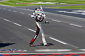 2017 NASCAR Xfinity Series<br /> My Bariatric Solutions 300<br /> Texas Motor Speedway, Fort Worth, TX USA<br /> Saturday 8 April 2017<br /> Erik Jones, Game Stop/ GAEMS Toyota Camry celebrates his win <br /> World Copyright: Russell LaBounty/LAT Images<br /> ref: Digital Image 17TEX1rl_2685