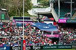 HSBC Hong Kong Rugby Sevens 2018 on 06 April 2018, in Hong Kong, Hong Kong. Photo by Christopher Palma / Power Sport Images