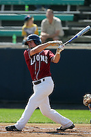 March 23, 2010: Jason Barmasse of Loyola Marymount during game  against Cal. St. Fullerton at LMU in Los Angeles,CA.  Photo by Larry Goren/Four Seam Images
