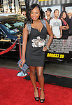 Naturi Naughton at the Warner Bros' Pictures World Premiere of Lottery Ticket held at The Grauman's Chinese Theatre in Hollywood, California on August 12,2010                                                                               © 2010 Debbie VanStory / Hollywood Press Agency