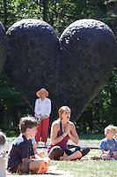 Event - Yoga at the DeCordova