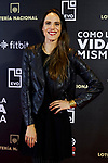 Laia Alemany attends to 'Como la Vida Misma' film premiere during the 'Madrid Premiere Week' at Callao City Lights cinema in Madrid, Spain. November 12, 2018. (ALTERPHOTOS/A. Perez Meca)