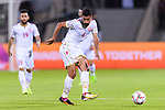 Sayed Dhiya Saeed of Bahrain in action during the AFC Asian Cup UAE 2019 Group A match between India (IND) and Bahrain (BHR) at Sharjah Stadium on 14 January 2019 in Sharjah, United Arab Emirates. Photo by Marcio Rodrigo Machado / Power Sport Images