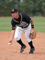 Riccio Torrez - 2009 Arizona State Sun Devils .Photo by:  Bill Mitchell/Four Seam Images