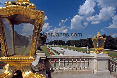 Deutschland, Bayern, Oberbayern, Muenchen: Schloss Nymphenburg - Park   Germany, Bavaria, Upper Bavaria, Munich: Castle Nymphenburg - Park