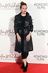 Silvia Marty attends Ara Malikian, Una Vida Entre Las Cuerdas Madrid Premiere on October 23, 2019 in Madrid, Spain.(ALTERPHOTOS/ItahisaHernandez)