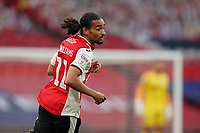 Randell Williams of Exeter Cityduring the Sky Bet League 2 PLAY-OFF Final match between Exeter City and Northampton Town at Wembley Stadium, London, England on 29 June 2020. Photo by Andy Rowland.