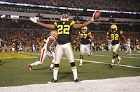 Pittsburgh Steelers vs Cleveland Browns 12/8/2011