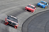 #20: Erik Jones, Joe Gibbs Racing, Toyota Camry Craftsman, #3: Austin Dillon, Richard Childress Racing, Chevrolet Camaro AAA, #12: Ryan Blaney, Team Penske, Ford Fusion PPG