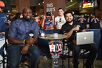 HOUSTON - OCTOBER 23: Dontrelle Willis hosts the Fox Sports Digital watch party at World Series Game 2: Washington Nationals at Houston Astros on Fox Sports at Minute Maid Park on October 23, 2019 in Houston, Texas. (Photo by Frank Micelotta/Fox Sports/PictureGroup)