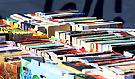 Friends Book Sale - stock images