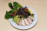 Turkey Avocado Salad, B Line Diner, Peabody Hotel, Orlando, Florida