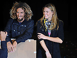 February 24, 2009: Rob Machado & Bar Refaeli is a judge at the runway competition Walk the Walk hosted by Hurley held at House of Blues Anaheim in Anaheim, California. Credit: RockinExposures