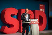 2017/11/11 Berlin | Politik | SPD-Landesparteitag