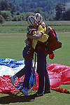 Parachute Training Center, Retro Images