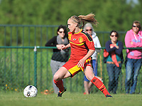 Belgium - Ukraine : Janice Cayman<br /> foto DAVID CATRY / Nikonpro.be
