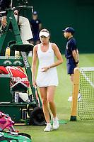 24-6-08, England, Wimbledon, Tennis, Hantuchova