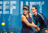 Amstelveen, Netherlands, 5  Juli, 2021, National Tennis Center, NTC, AmstelveenWomans Open,  Lian Tran (NED)<br /> Photo: Henk Koster/tennisimages.com