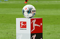 Derbystar Ball liegt bereit - 18.08.2019: Eintracht Frankfurt vs. TSG 1899 Hoffenheim, Commerzbank Arena, 1. Spieltag Saison 2019/20 DISCLAIMER: DFL regulations prohibit any use of photographs as image sequences and/or quasi-video.
