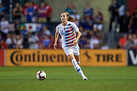 Bridgeview, IL- Thursday August 02, 2018: 2018 Tournament of Nations match between the women's national teams of the United States (USA) and Brazil (BRA) at Toyota Park.