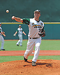 Tulane Baseball drops 2 out of 3 in the last games of the season against UCF.  Images are from the games played on Thursday night and Saturday.