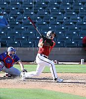 Jake McCarthy - Arizona Diamondbacks 2021 spring training (Bill Mitchell)
