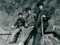 am Taishan, China 1989