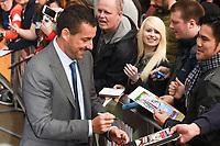 "Adam Sandler<br /> arriving for the London Film Festival 2017 screening of ""The Meyerowitz Stories"" at the Embankment Gardens Cinema, London<br /> <br /> <br /> ©Ash Knotek  D3319  06/10/2017"