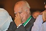 ALFREDO REICHLIN<br /> ASSEMBLEA PARTITO DEMOCRATICO - HOTEL MARRIOTT ROMA 2009