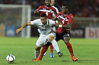 Port of Spain, Trinidad and Tobago - Tuesday, November 17, 2015: The U.S. Men's National team drew 0-0 with Trinidad and Tobago in their 2018 FIFA World Cup Qualifying match at Hasely Crawford Stadium.