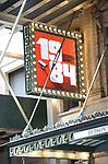 '1984' - Theatre Marquee unveiling