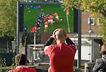 151011 Welsh rugby fans watch RWC semi-final defeat