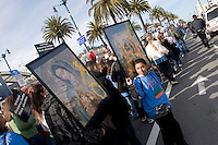 March for Life in San Francisco, California, USA