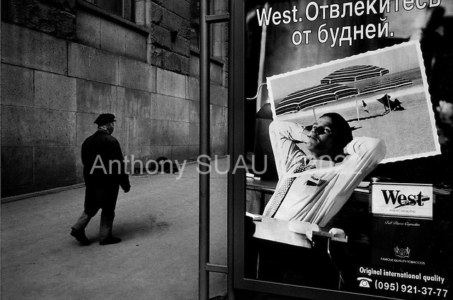 Moscow, Russia.1994.