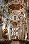 Deutschland, Niederbayern, Passau: Dom St. Stephan | Germany, Lower Bavaria, Passau: cathedral St. Stephan