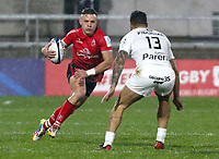11 December 2020; Ian Madigan during the Heineken Champions Cup Pool B Round 1 match between Ulster and Toulouse at Kingspan Stadium in Belfast. Photo by John Dickson/Dicksondigital
