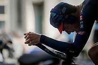 Scott Davies (GBR)<br /> <br /> Men Under-23 Individual Time Trial<br /> <br /> UCI 2017 Road World Championships - Bergen/Norway