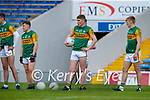 Ronan Buckley, Kerry before the Allianz Football League Division 1 South between Kerry and Dublin at Semple Stadium, Thurles on Sunday.