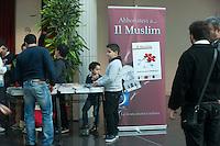 Convegno UCOII , comunità islamiche in Italia, Muslim, rivista musulmani in Italia