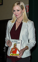"""NEW YORK, NY, USA - MARCH 04: Jennie Garth Signs Copies Of Her Book """"Deep Thoughts From A Hollywood Blonde"""" at Barnes & Noble Tribeca on March 4, 2014 in New York City, New York, United States. (Photo by Jeffery Duran/Celebrity Monitor)"""
