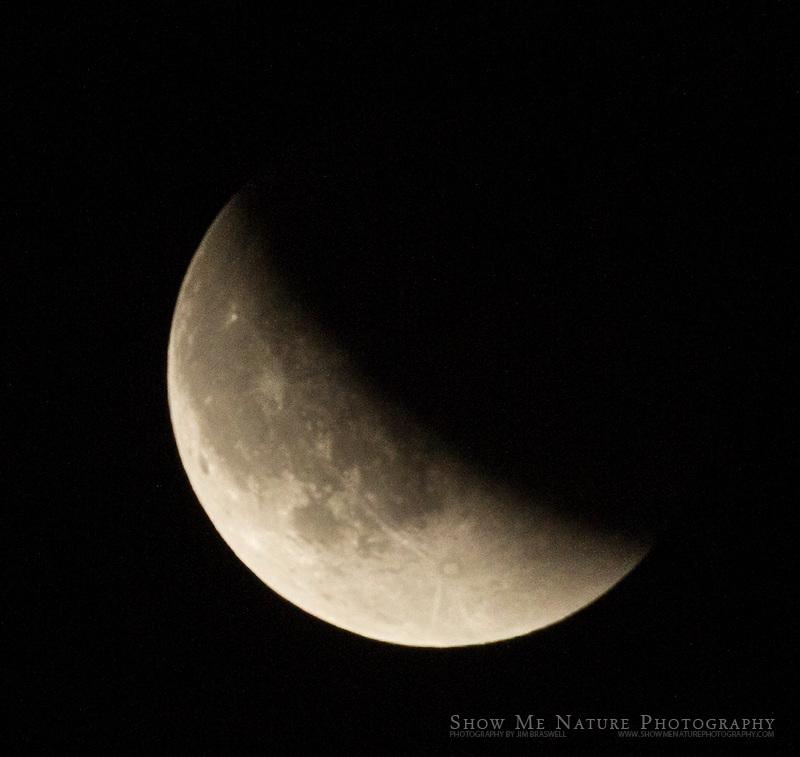 """Super Moon"" Eclipse"