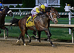 June 15, 2019: Seeking the Soul, trained by Dallas Stewart, wins the Stephen Foster (G2) at Churchill Downs on June 15, 2019 in Louisville, KY. Jessica Morgan/ESW/CSM