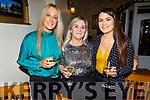 Shirley O'Brien, Marie and Sarah Sheehan enjoying Women's Christmas in Bella Bia on Monday.