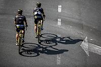 DIrect Energie shadow riders..<br /> <br /> Bredene Koksijde Classic (2019) ( former Handzame Classic )<br /> Bredene > Koksijde 199km (BEL)<br /> <br /> ©kramon