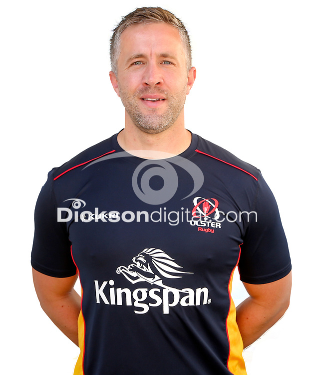 Tuesday 24th August 2021<br /> <br /> Tom Clough - Ulster Rugby Head of Strength and Conditioning<br /> <br /> Ulster Rugby Head Shots at Kingspan Stadium, Ravenhill Park, Belfast, Northern Ireland. Photo by John Dickson/Dicksondigital
