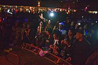 King Sturgav and Volcano Hi Power.Tower Ballroom Birmingham.20mm audience sweep
