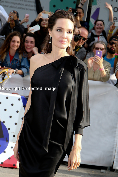ANGELINA JOLIE - RED CARPET OF THE FILM 'FIRST THEY KILLED MY FATHER' - 42ND TORONTO INTERNATIONAL FILM FESTIVAL 2017