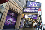 """""""SIX"""" - Theatre Marquee"""